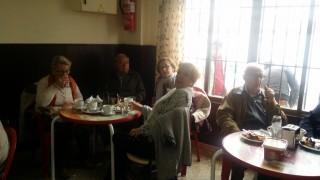 Desayuno Migas con Cava en el Abuelo
