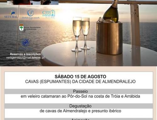 Crucero por Setúbal con Vinos y Cavas de Extremadura