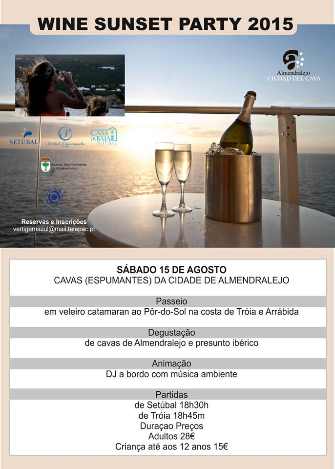 Wine Sunset Party 15-08-15