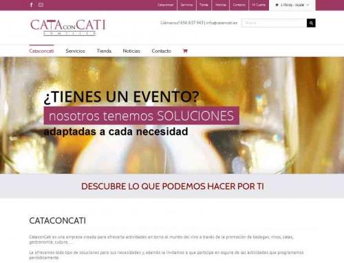 Nueva Web de Cataconcati