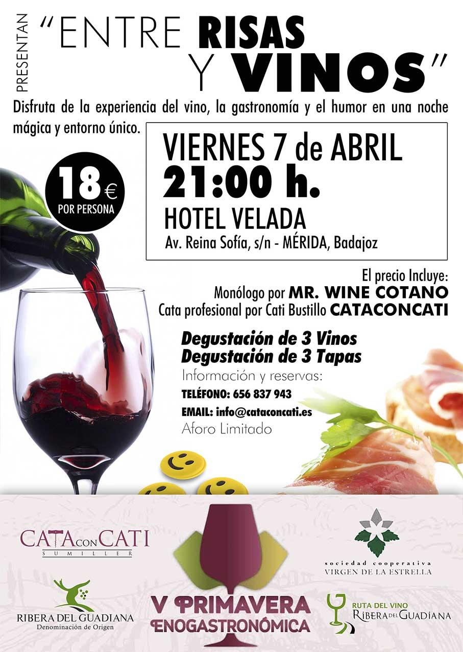 Cartel_Entre_risas_primavera